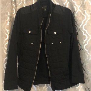 INC zip up light jacket